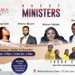 November 2019 - RCCG Thorp Pastor Kola Akinbi