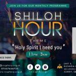 May Shiloh Hour 2019 - Pastor Kola Akinbi