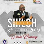 October 2019 - RCCG Thorp Pastor Kola Akinbi