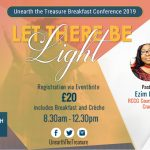 Unearth the treasure Conference May 2019